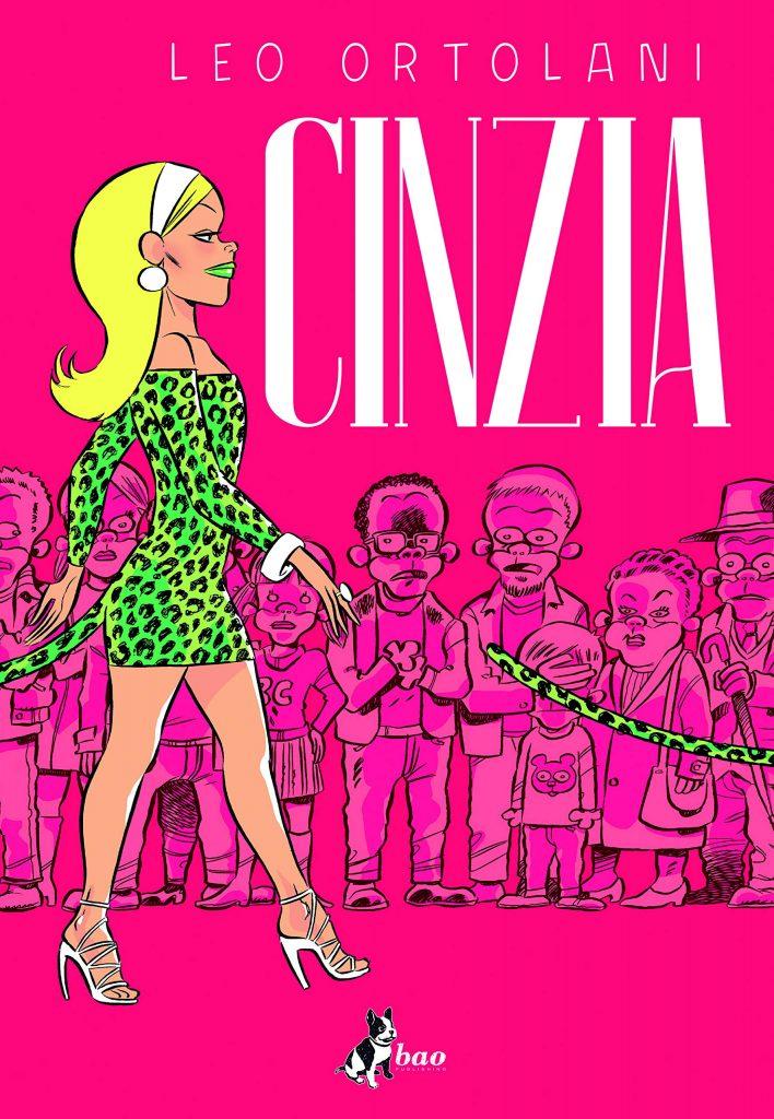 Cinzia, il vero vestito buono della società