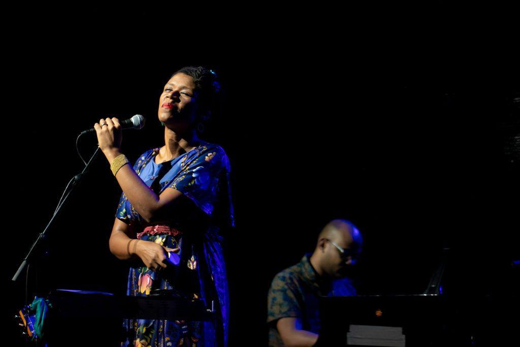 Carmen Souza al Roma Jazz Festival