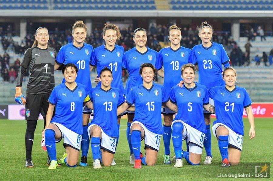 sportive italiane professioniste